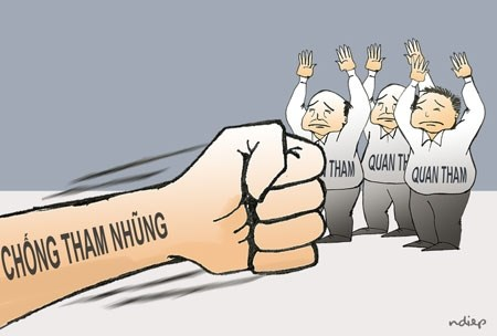 Tăng cường hiệu quả công tác phát hiện và xử lý tham nhũng