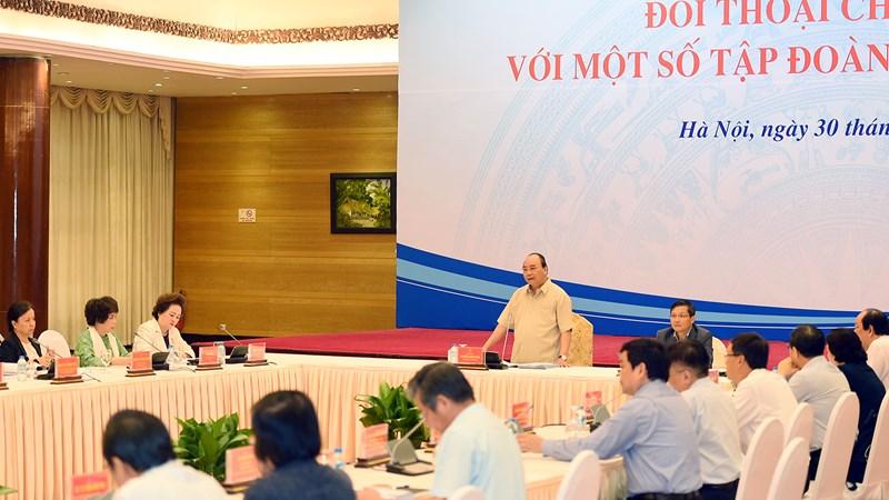 Phải có nhiều tập đoàn kinh tế tư nhân lớn mạnh ở Việt Nam