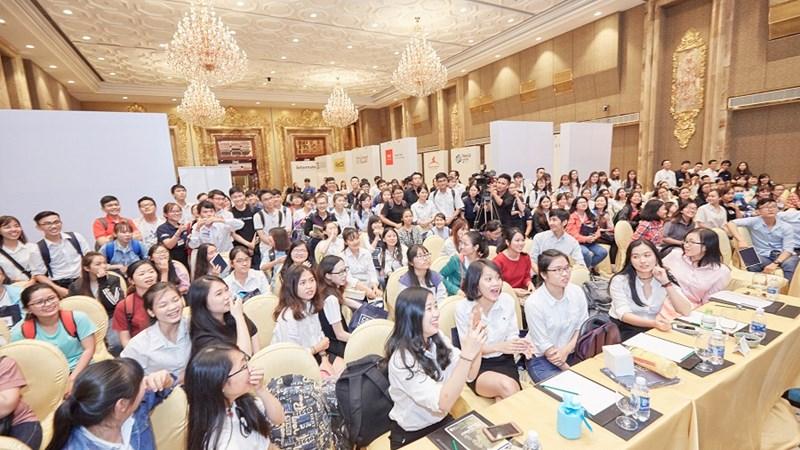 Ngày hội Nghề nghiệp CPA Australia 2017 thu hút hàng nghìn sinh viên tham gia