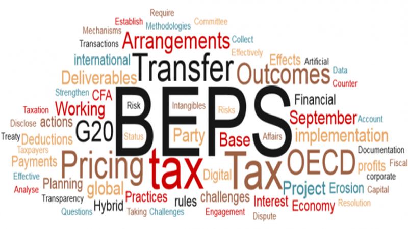 Xói mòn cơ sở tính thuế và chuyển dịch lợi nhuận: Nỗ lực của Việt Nam