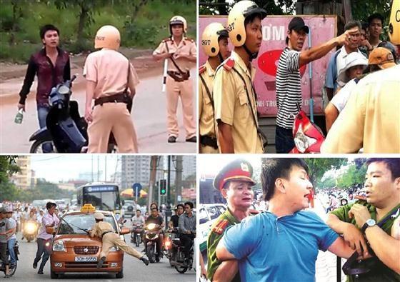 Phòng ngừa, đấu tranh tội phạm, vi phạm chống người thi hành công vụ