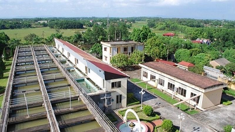 Hơn 18 triệu cổ phiếu Kinh doanh nước sạch Bắc Giang lên UPCoM