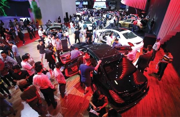 """Thị trường ô tô: Nhiều """"cửa mở"""" cho doanh nghiệp lắp ráp, sản xuất!"""