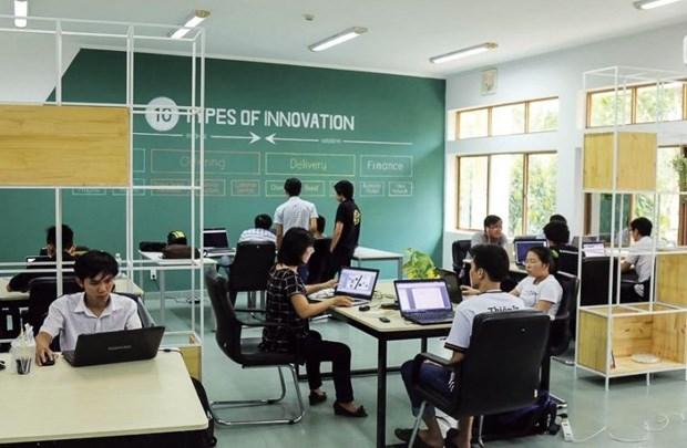 Mô hình co-working space: Làm sao thu hút startup?