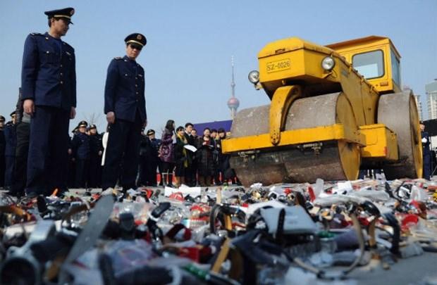 Mỹ báo động hiện tượng đánh cắp tài sản trí tuệ từ Trung Quốc