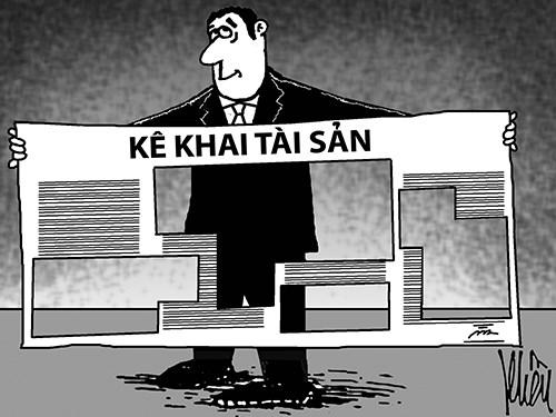 Quên kê khai tài sản, một giám đốc ở TP. Hồ Chí Minh bị kỷ luật