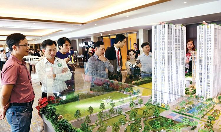 Lãi to, doanh nghiệp bất động sản đặt kỳ vọng lớn năm 2018