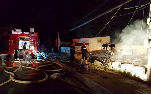 Khẩn trương điều tra vụ cháy, nổ Khu biệt thự cổ khiến 5 người chết