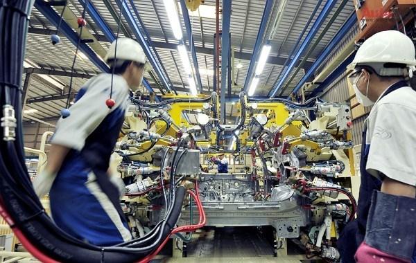 Năm 2030, Việt Nam phấn đấu thuộc nhóm 3 nước dẫn đầu khu vực ASEAN về công nghiệp