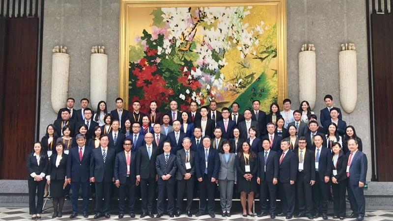 HNX tham dự phiên họp đại hội đồng AOSEF lần thứ 36
