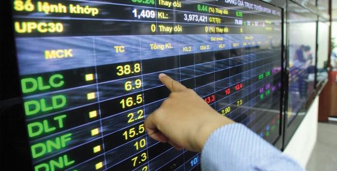 Tháng 4/2018, nhà đầu tư ngoại bán ròng hơn 102 tỷ đồng trên thị trường UPCoM