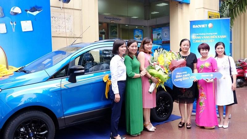 """Bảo Việt dành 15 tỷ đồng tri ân khách hàng trong Chương trình khuyến mại """"Mùa hè sôi động"""""""