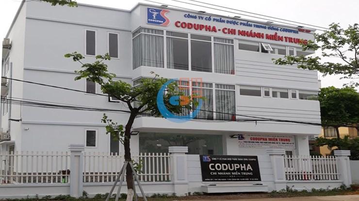 Hơn 18,2 triệu cổ phiếu công ty Dược Codupha chính thức lên sàn UPCoM