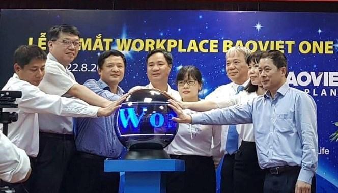 Bảo Việt ra mắt và triển khai ứng dụng tương tác nội bộ Facebook Workplace trên toàn hệ thống