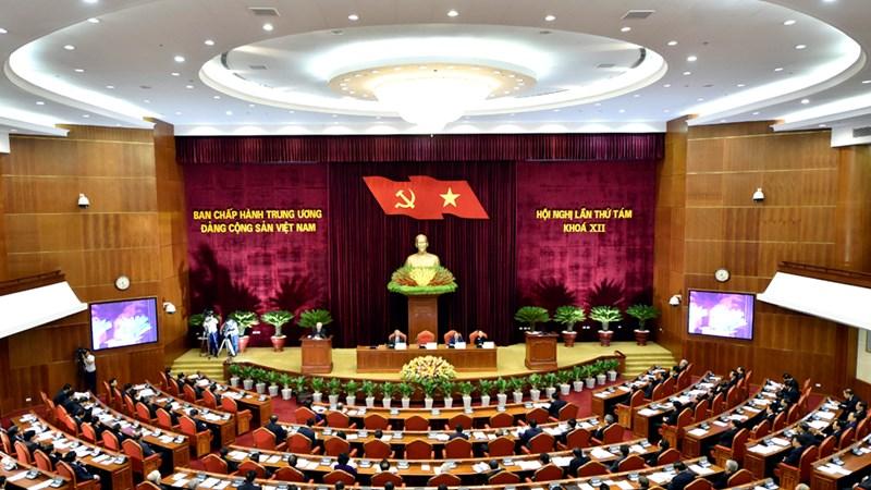 Hội nghị lần thứ tám Ban Chấp hành Trung ương Đảng khoá XII đánh giá về kết quả kinh tế - xã hội