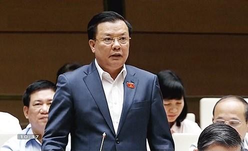 Bộ trưởng Đinh Tiến Dũng trả lời thẳng thắn và trách nhiệm nhiều vấn đề nóng