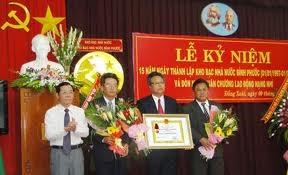 Tuổi trẻ Kho bạc Nhà nước tỉnh Bình Phước: thực hành tiết kiệm, chống lãng phí