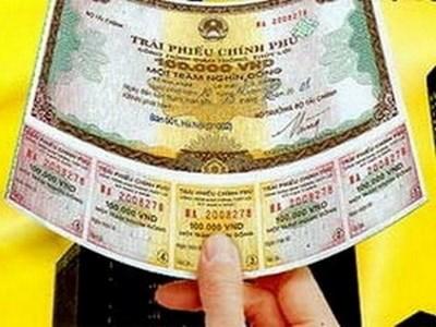 Ngày 8/5: Huy động thành công 500 tỷ đồng trái phiếu Chính phủ