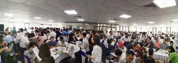 Lộ diện dự án giải tỏa nhu cầu căn hộ cao cấp tại Long Biên