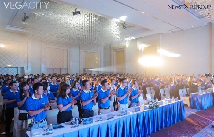"""Tưng bừng Kick Off """"Rise & Shine – Vươn cao tỏa sáng"""" dự án Vega City Nha Trang"""