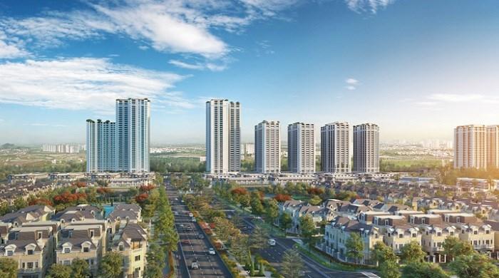 Anlac Green Symphony - Tiên phong phát triển mô hình khu đô thị bán khép kín tại phía Tây Hà Nội
