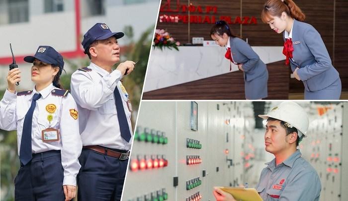 Asahi Japan quản lý vận hành chung cư Phương Đông Green Park và Opal Boulevard