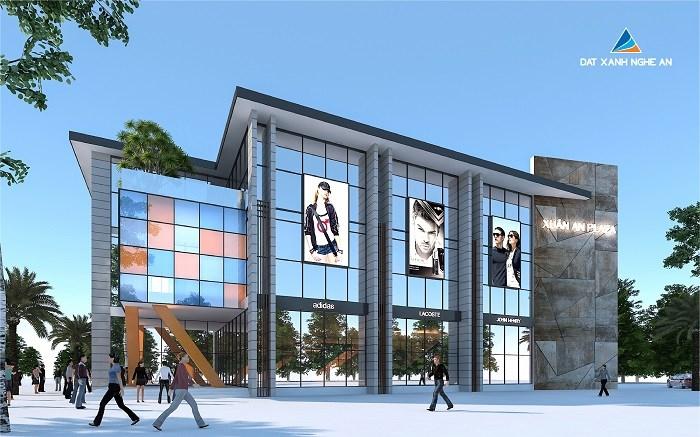 Trung tâm thương mại Xuân An Plaza – Cú hích bứt phá cho bất động sản Hà Tĩnh