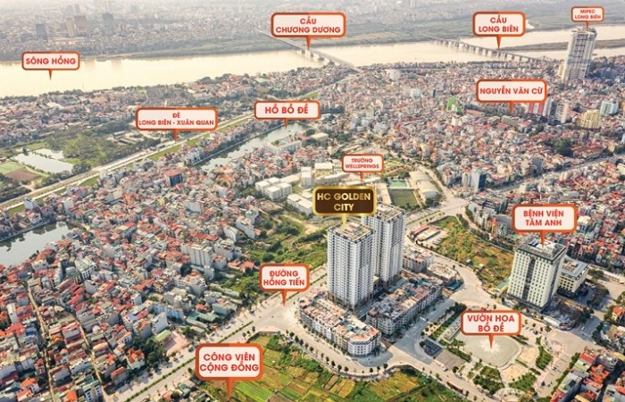Mỏi mắt tìm căn hộ cao cấp trung tâm Long Biên