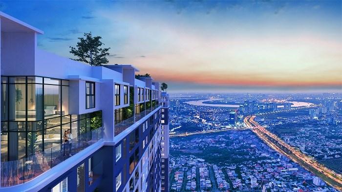 Tầm nhìn - Yếu tố tạo nên giá trị gia tăng của căn hộ
