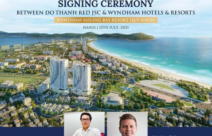 Wyndham Hotels & Resorts công bố ra mắt Wyndham Sailing Bay Resort Quy Nhơn