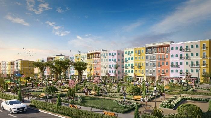 Chào sân ngoạn mục, đô thị đảo Sun Grand City New An Thoi có gì?
