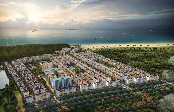 Xuất hiện khu đô thị đảo đầu tiên sở hữu lâu dài tại Phú Quốc
