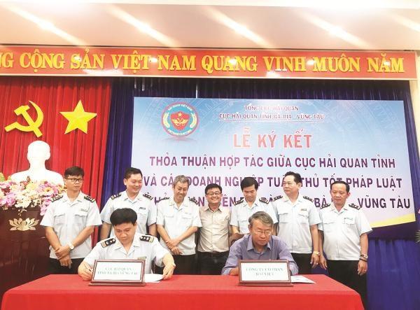 Hải quan Bà Rịa-Vũng Tàu: Phát triển quan hệ đối tác Hải quan - doanh nghiệp