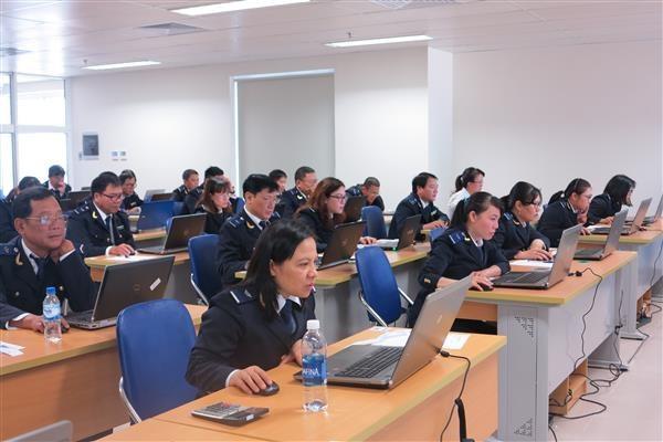 Cục Hải quan Đà Nẵng tổ chức đánh giá năng lực hơn 100 công chức