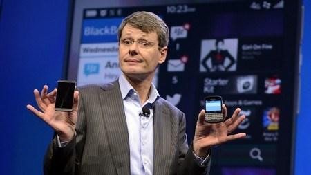 BlackBerry chấp nhận bán mình với giá rẻ mạt 4,7 tỷ USD