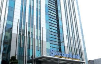 Sacombank lấy lại đà tăng