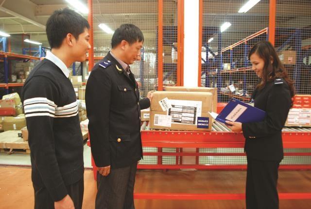 Hải quan Hà Nội: Tạo dấu ấn đồng hành cùng doanh nghiệp