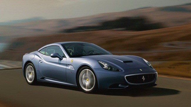 Ferrari California sẽ có 'trái tim' V8 Twin-Turbo