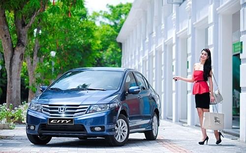 Honda lập kỷ lục bán hàng ôtô tại Việt Nam