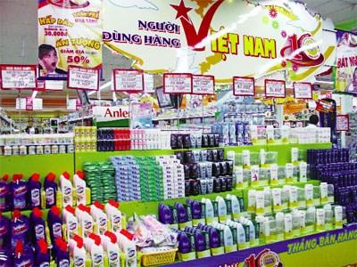 474 doanh nghiệp đạt Hàng Việt Nam chất lượng cao 2014