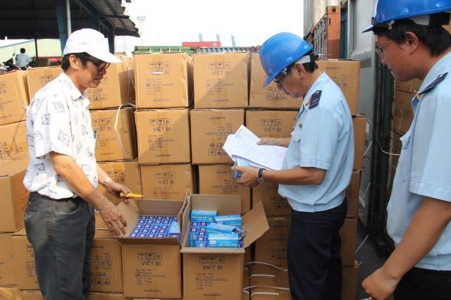 Hải quan TP. Hồ Chí Minh: Thu ngân sách cán đích sớm