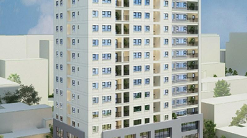 Ra mắt tổ hợp chung cư cao tầng Aquaspring