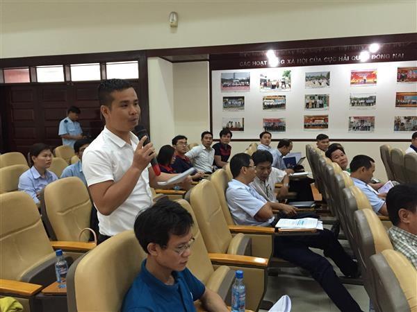 Hải quan Đồng Nai ghi nhận vướng mắc về Luật Thuế Xuất nhập khẩu