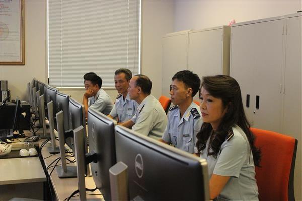 Xây dựng sổ tay nghiệp vụ nâng cao trình độ công chức Hải quan