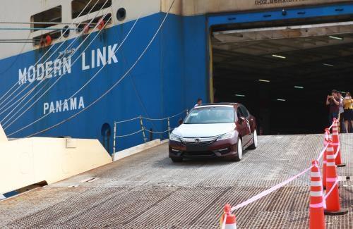 Hải quan Hải Phòng sẽ thu 1.000 tỷ đồng từ tàu chuyên dùng RORO