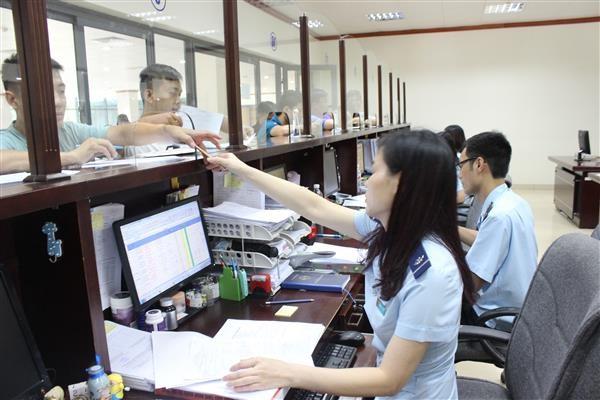 Niêm yết công khai 168 thủ tục hành chính về hải quan