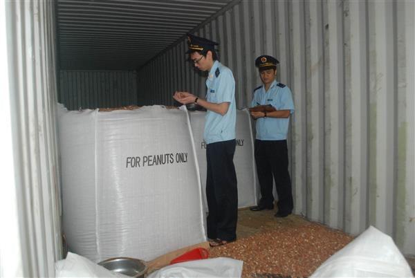 Hải quan lên tiếng chuyện nhập khẩu nông sản từ Trung Quốc
