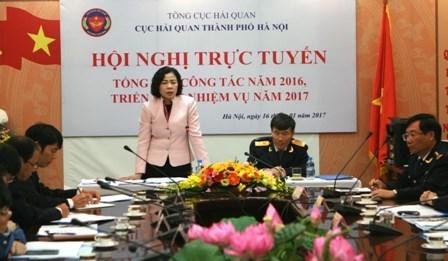 Hải quan Hà Nội: Đạt kết quả nổi bật về thu ngân sách