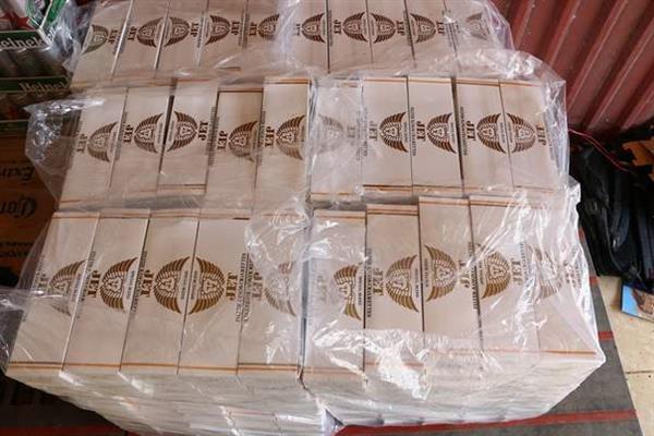 Thu giữ 3.000 bao thuốc lá nhập lậu