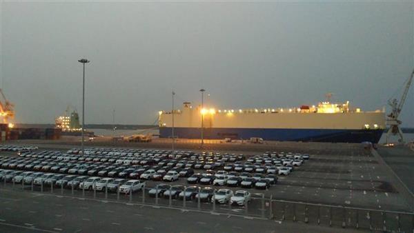 Tàu RoRo giúp Hải quan Hải Phòng tăng thu ngân sách